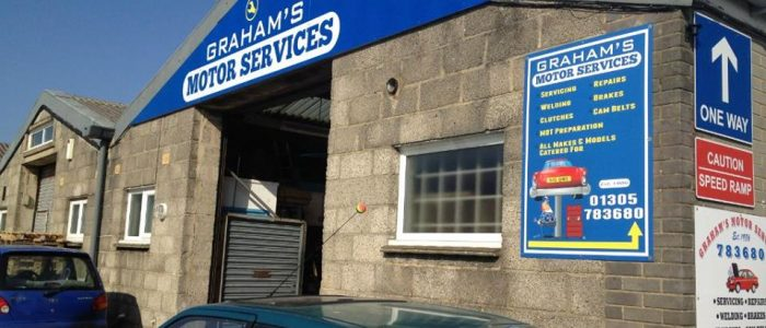 Grahams Motor Services